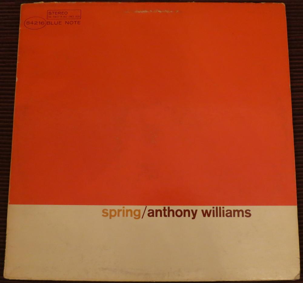 "Anthony Williams: ""spring"""