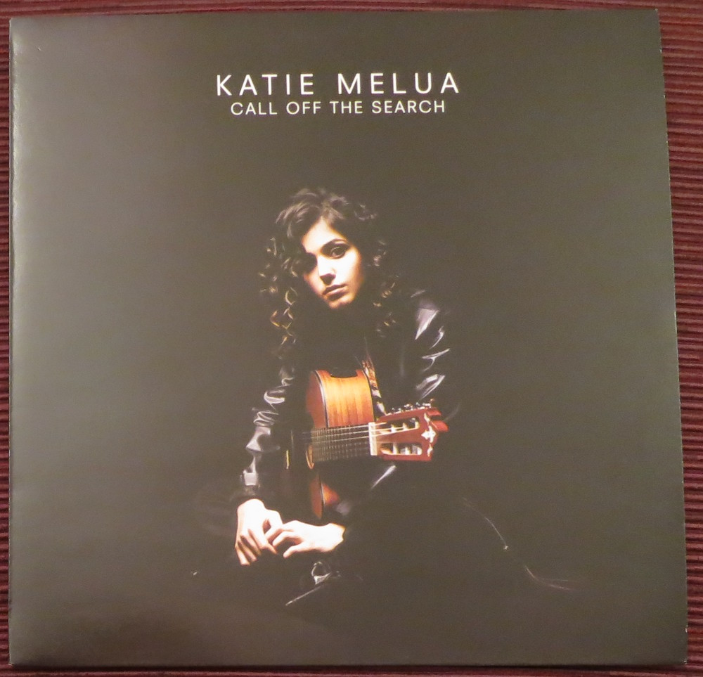 """Katie Melua: """"call off the search"""""""