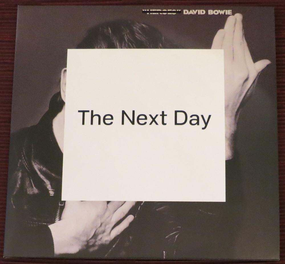 """David Bowie: """"the next day"""""""