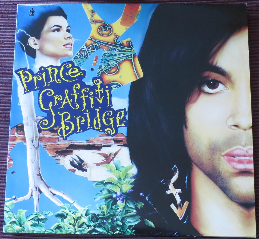 "Prince: ""graffiti bridge"""