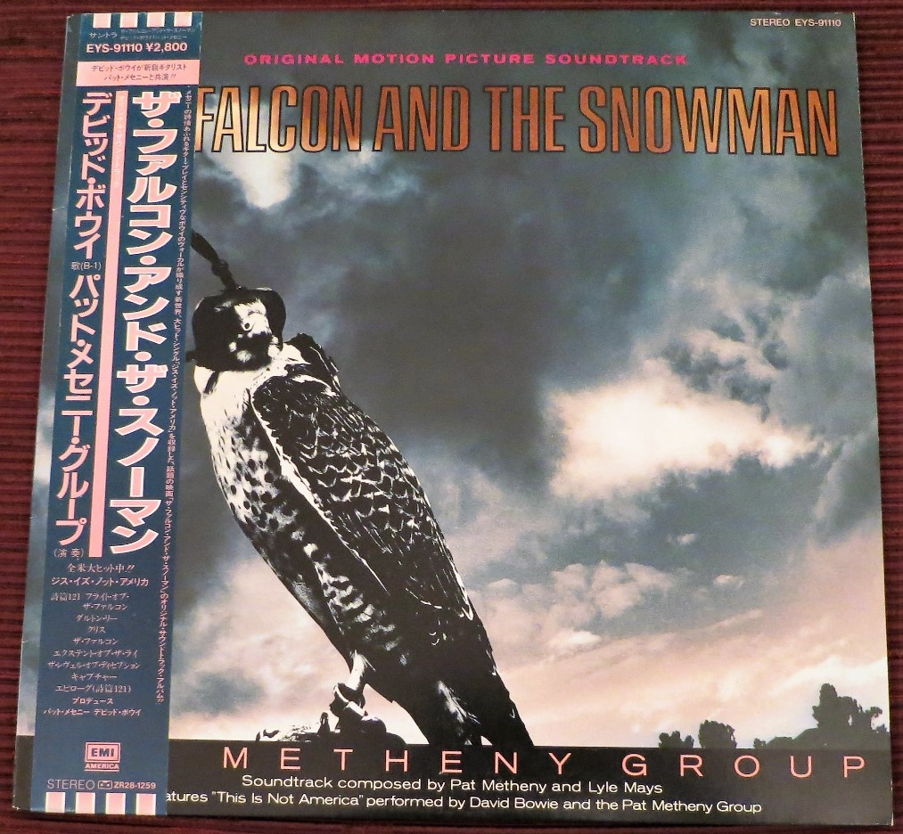 """Metheny Group: """"the falcon and the snowman"""""""