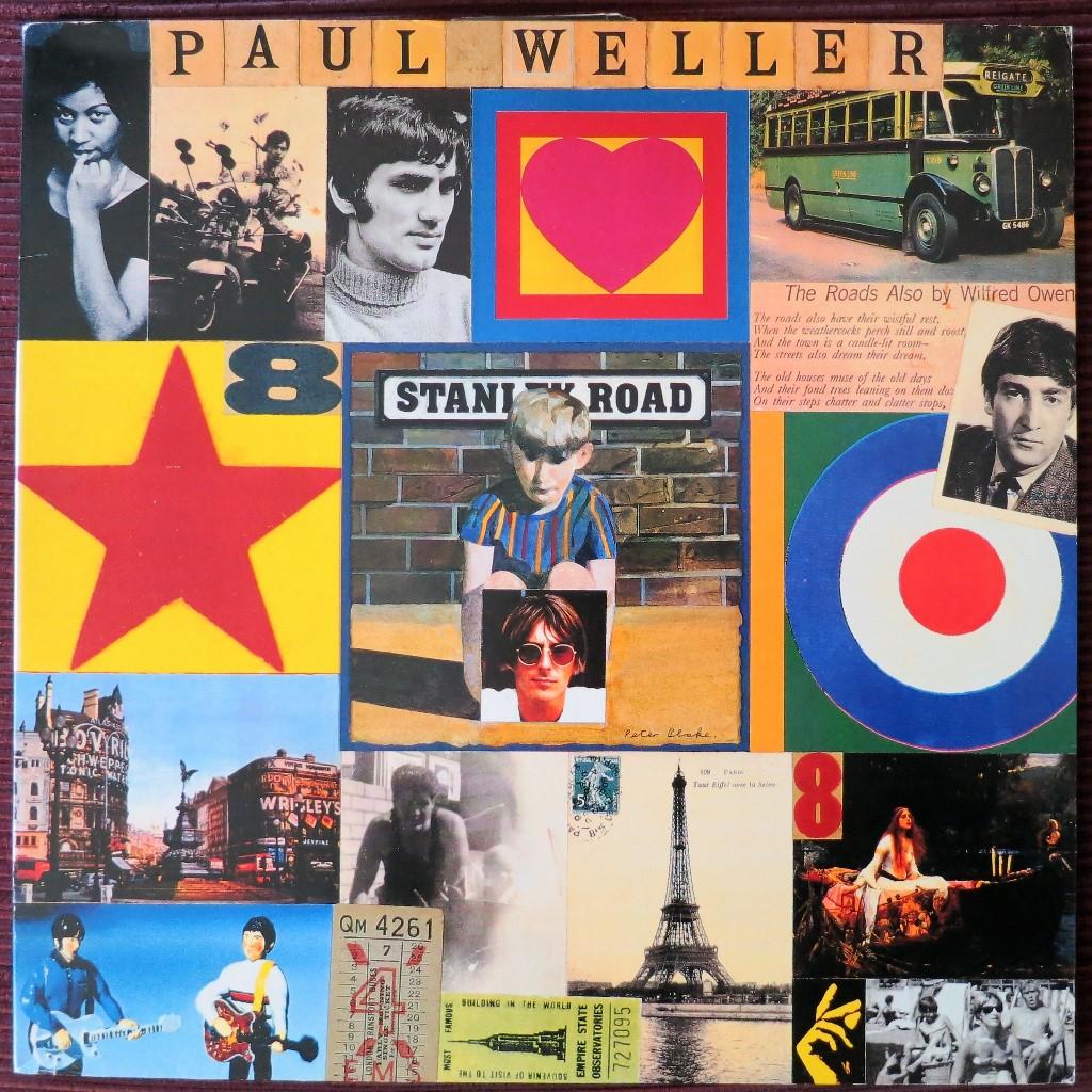"Paul Weller: ""stanley road"""