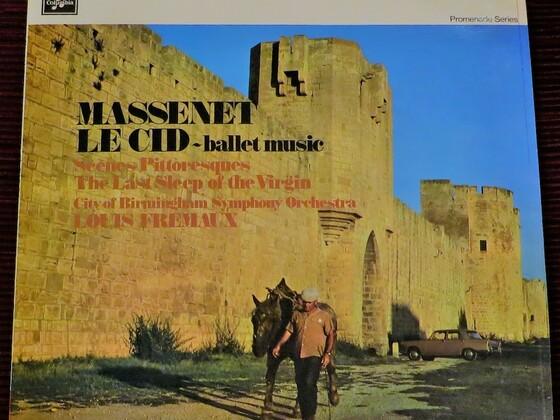 Jules Émile Frédéric Massenet: Le Cid