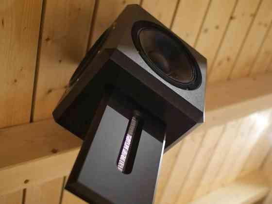 Bohne Audio BB-18 Stereosystem und Kino-Ergänzung BB-8 und BB-18 - vollaktives System mit Trinnov Altitude