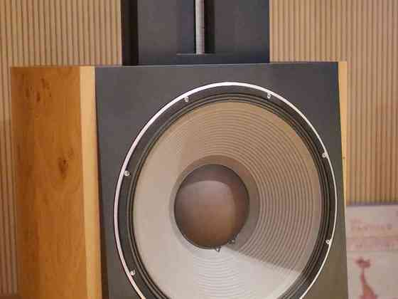 Bohne Audio BB-18: 2 Wege System mit 18 Zoll Woofer und Hochleistungsbändchen