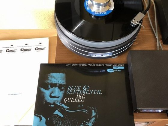 Ike Quebeck - Blue & Sentimental | raan w303