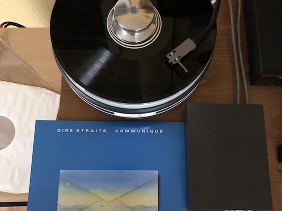 Dire Straits - Communiqué | raan w303