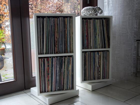 drehbare LP Container
