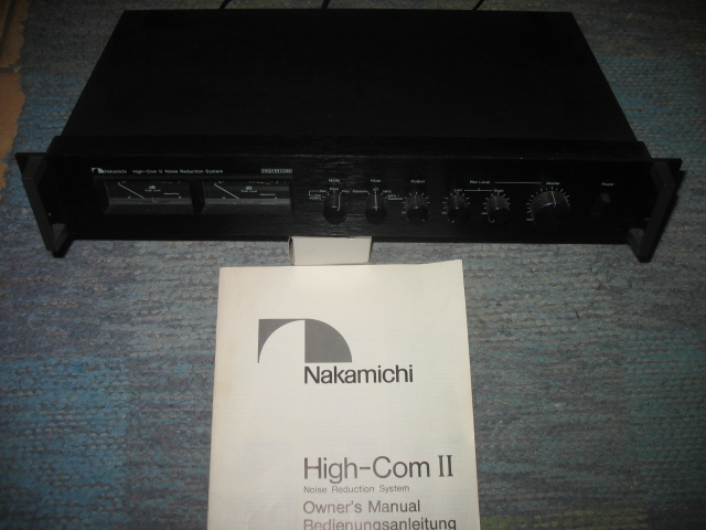 Nakamichi High Com II