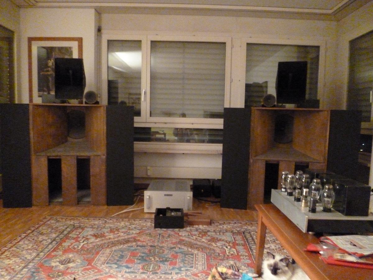 Stereo Sound / The Tube Kingdom - Field Coil Voice of the Theatre