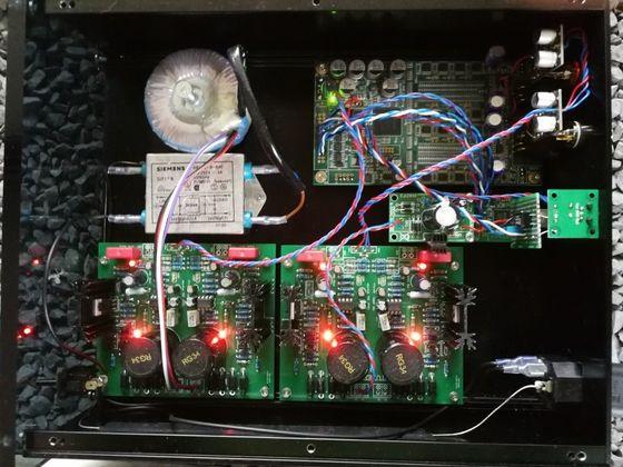 Soekris DAM 1021 NOS Dac mit SSB 01 Buffer