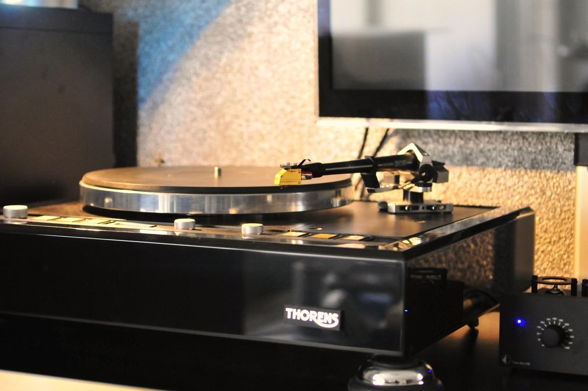TD 126 SME 309 vdH MC10 special