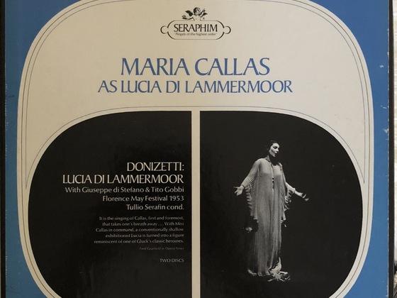 Callas - Lucia du Lammermoor
