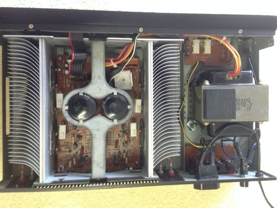 Pro.2. EA-1000 Reference - Stereo Power Amplifier