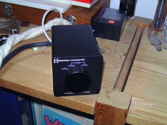 Fidelity Research FRT-3G