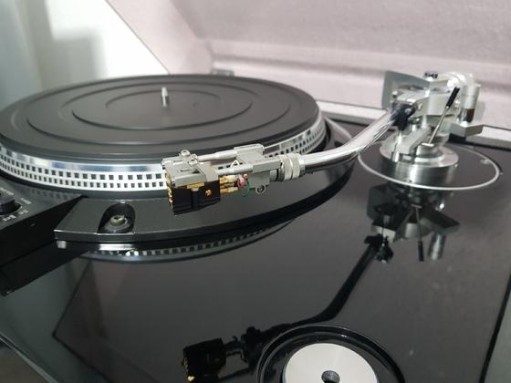 Ortofon MC 30 Super II/Orsonic 101
