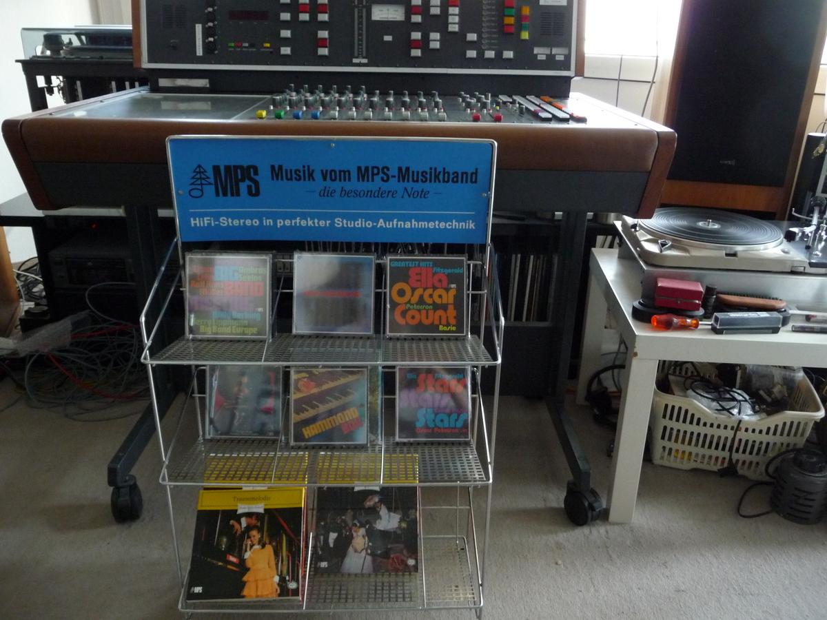 MPS 2-Spur Tonbänder