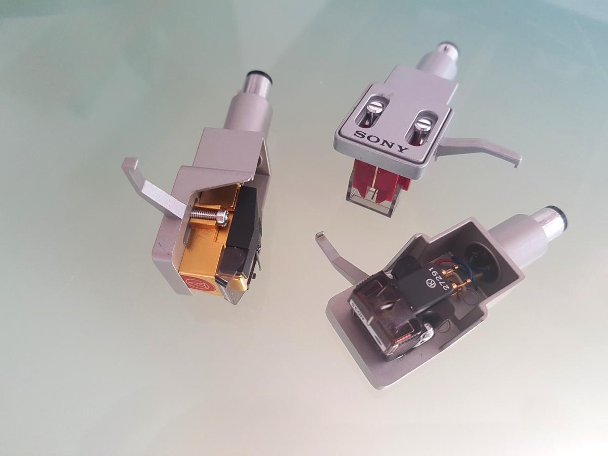 Sony Headshells