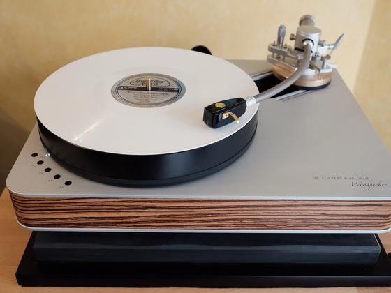 DFA Woodpecker 2, Bronze Basis, Groovemaster 2, Easy VTA, SPU Synergy
