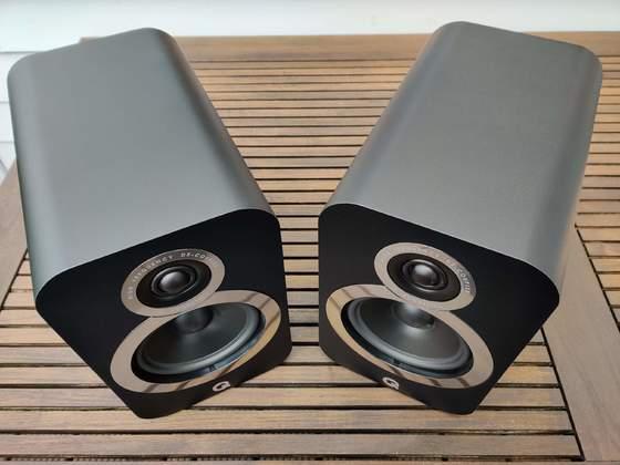Q-Acoustics 3020i komplett