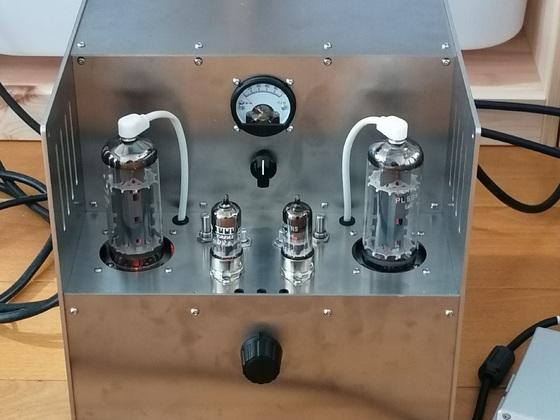 Mein Verstärker mit PL509