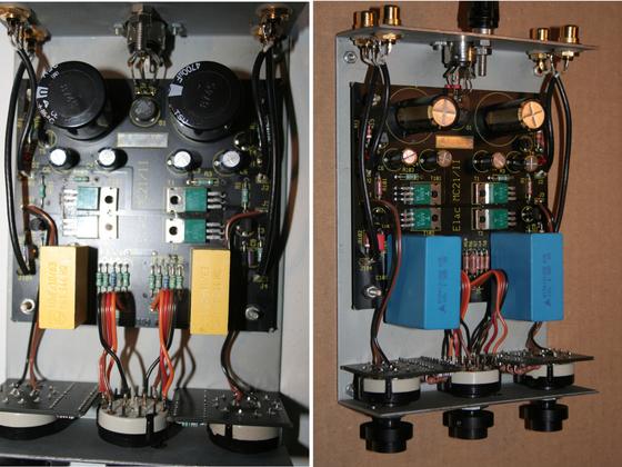 ELAC MC-21 MK2 Frischzellenkur + Mods