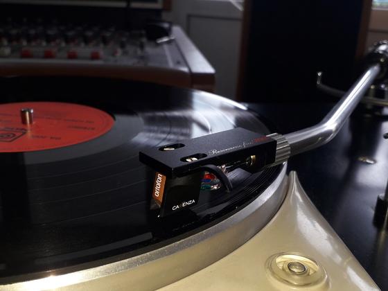 Ortofon Cadenza Bronze am RMG 309