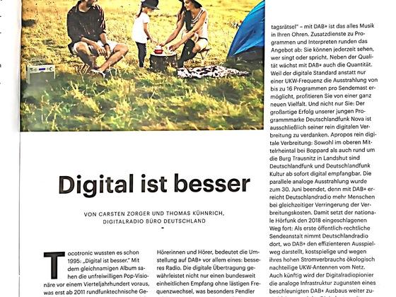 Programmheft Deutschlandfunk 7/2020