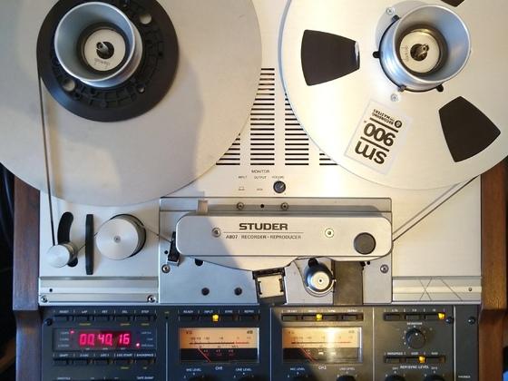 Maximal 915 m SM-Band auf einer 26,5-cm-Spule