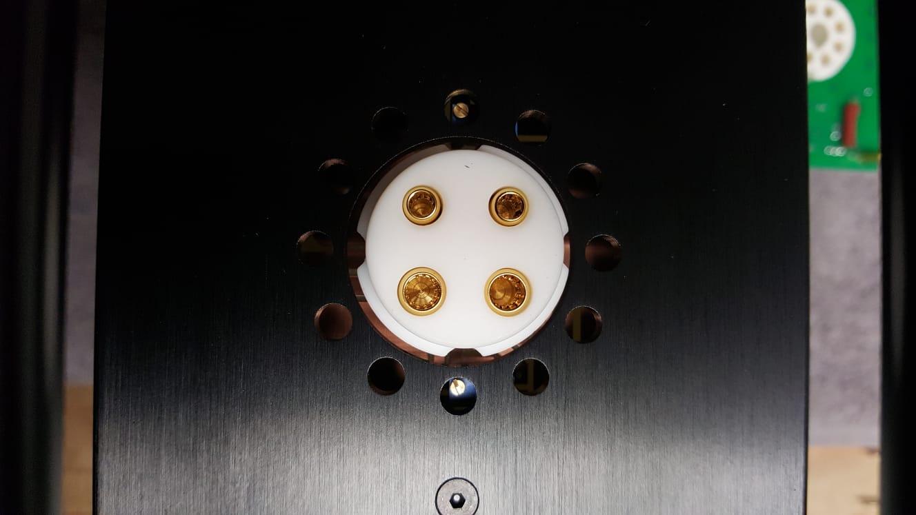 neue Platine-_Einstellpotis am 300B-Sockel