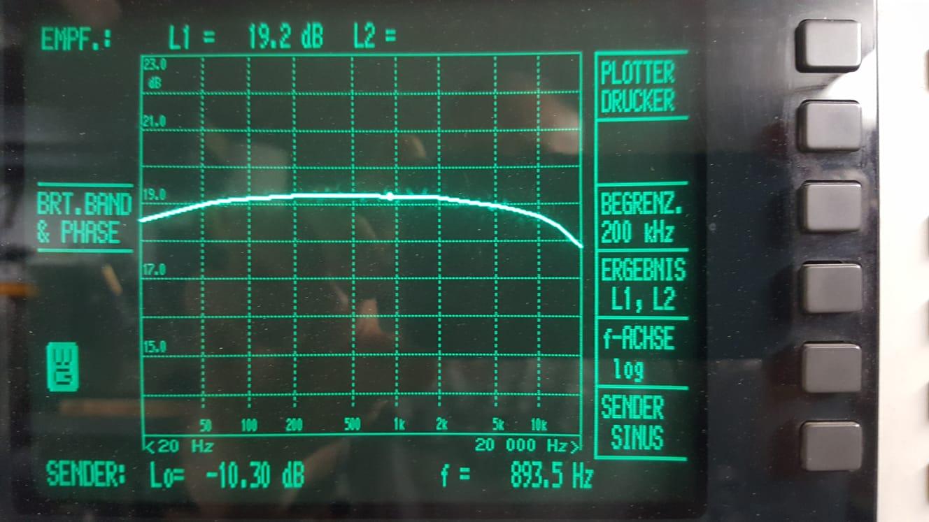 Frequenzgang_7W_Original