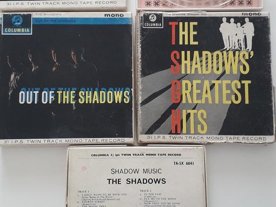 Shadows Tonbänder