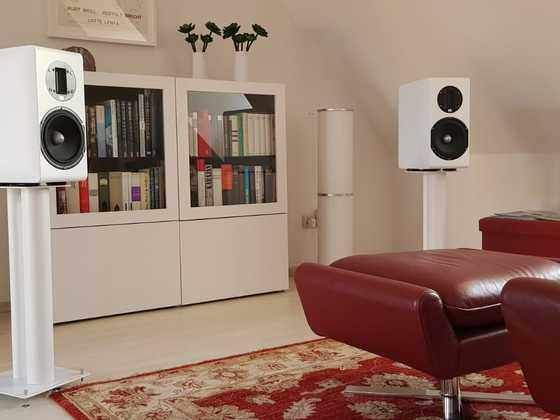 Hörraum Lautsprecher