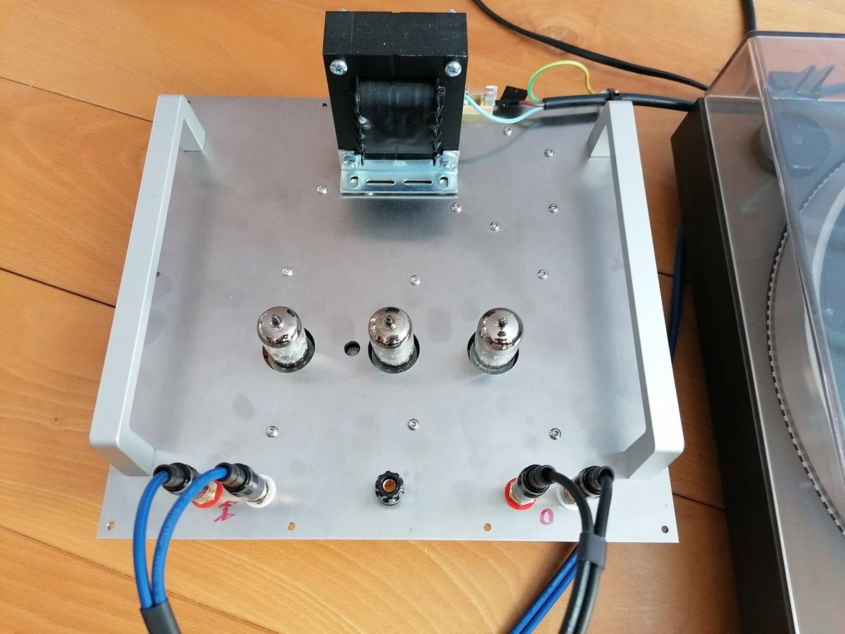 Phono ECC88 - 3