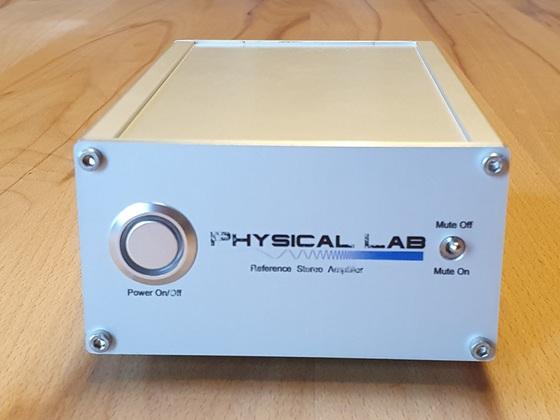 Physical lab vorne