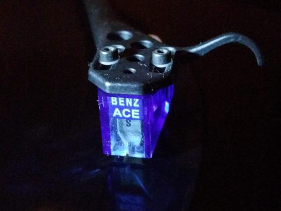 BENZ ACE SH