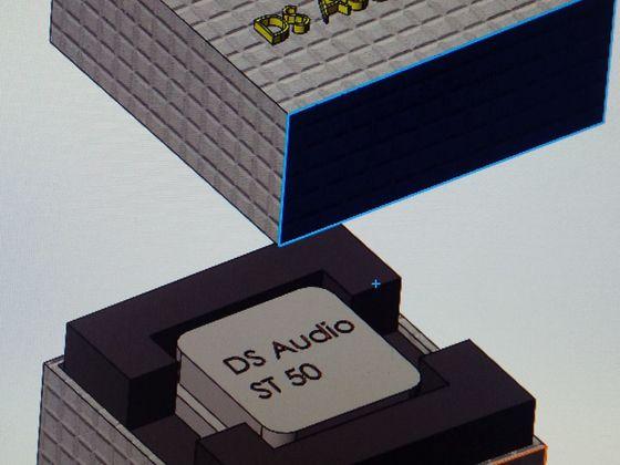 Stylus cleaner  / DS Audio ST-50