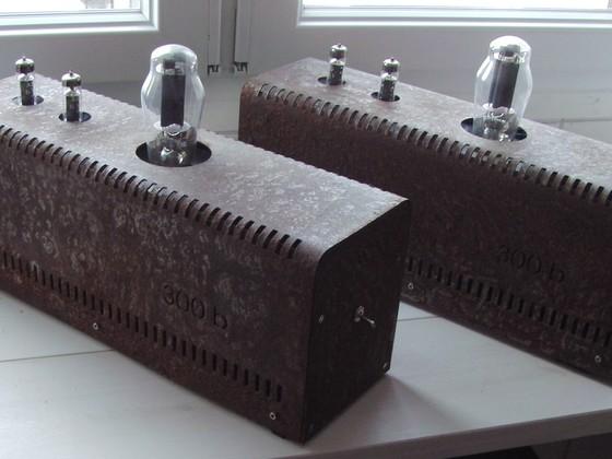 DIY 300b Monoendstufen
