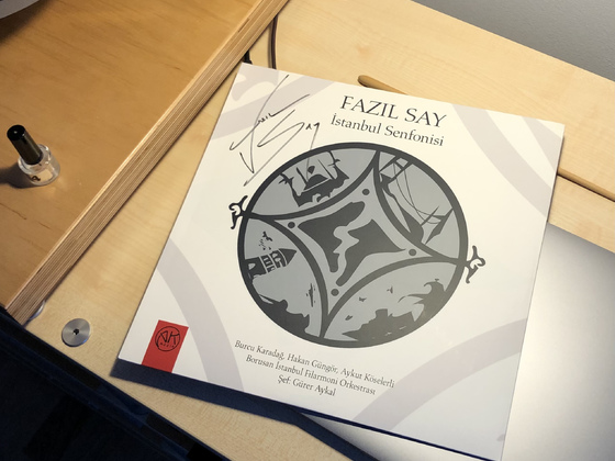 Fazil Say - Istanbul Senfonisi