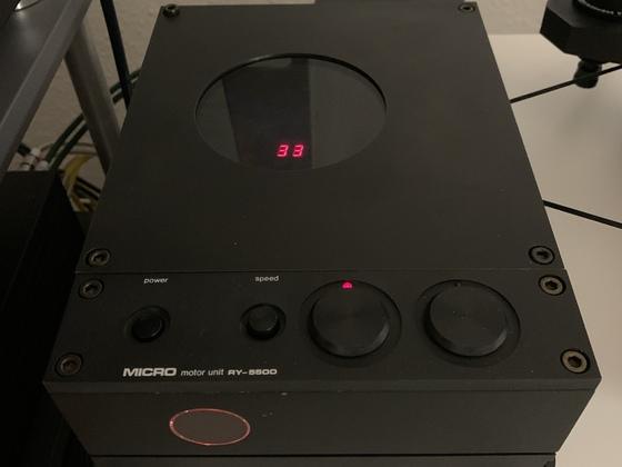 Micro RX-5000 / RY-5500
