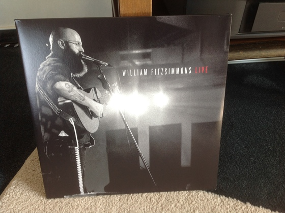 "William Fitzsimmons ""Live"""