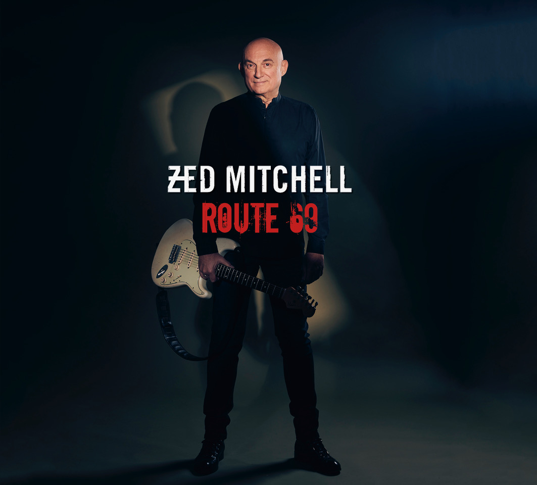 Zed Mitchell - Route 69 Cover