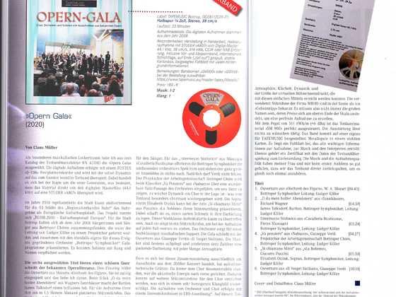 "Rezension zur ""Opern-Gala"""