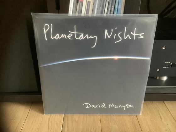 David Munyon - Planetary Nights limitiert auf 300 St.