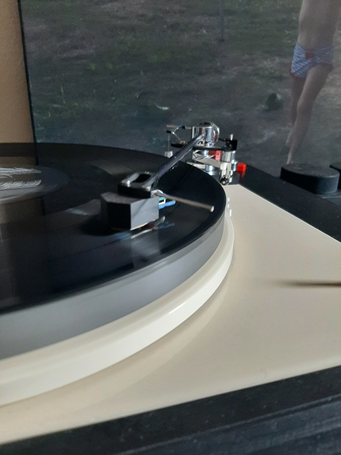 Decca SG Ebony am GH228