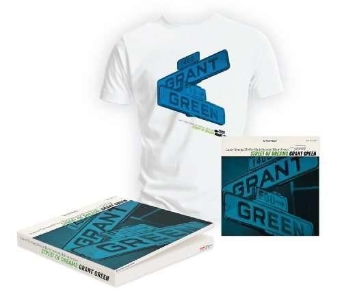 Grant Green: Street Of Dreams + T-Shirt M Box-Set