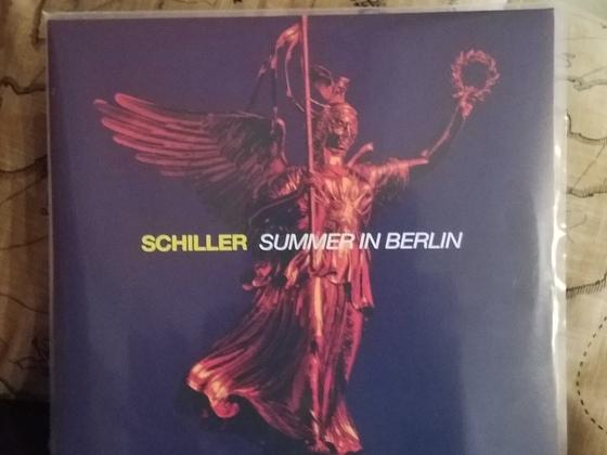Schiller-Summer in Berlin
