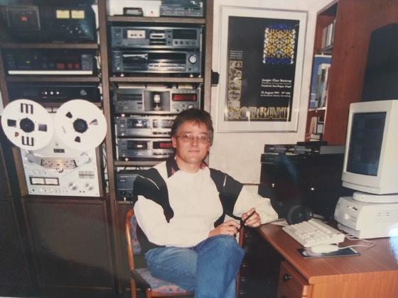Der erste Studio-MAC 1996
