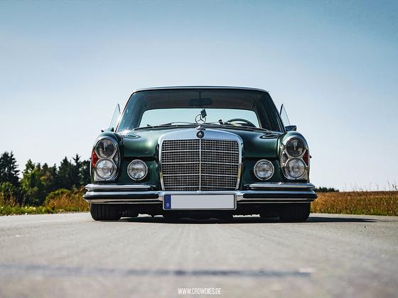 Mercedes W108 Airride