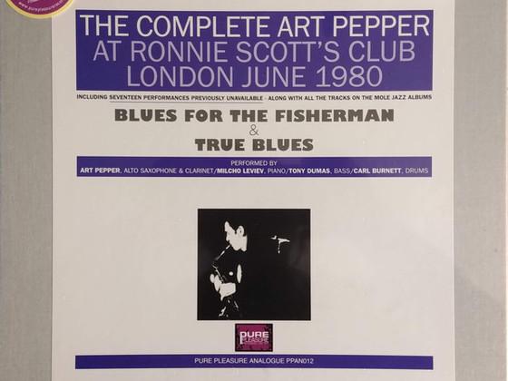 Art Pepper – The Complete Art Pepper At Ronnie Scott's Club